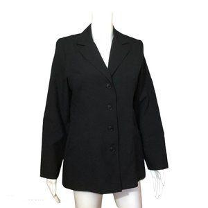 Jessica Lightweight Black Blazer Jacket